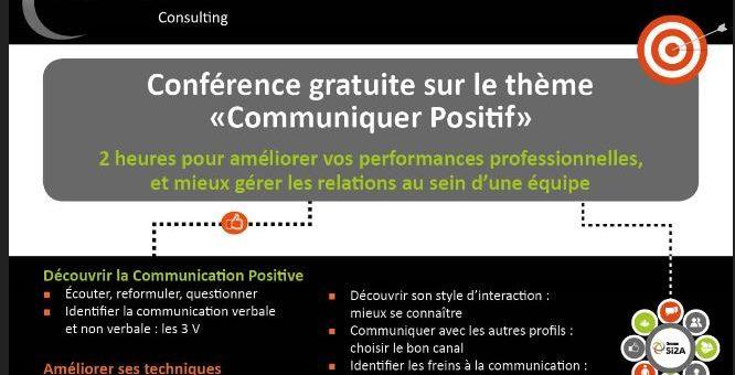 « Communiquer positif »  avec près de 50 participants